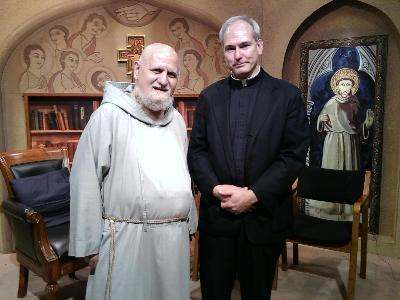 Fr andrew apostoli health