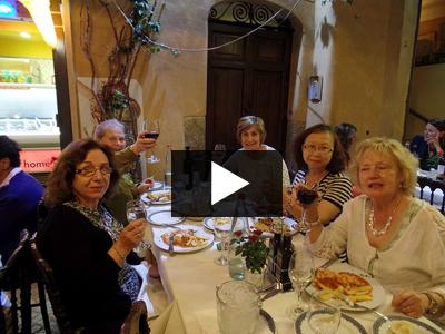 On pilgrimage with saint philomena for Hotel princess roma